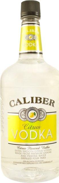 Caliber Citrus Vodka