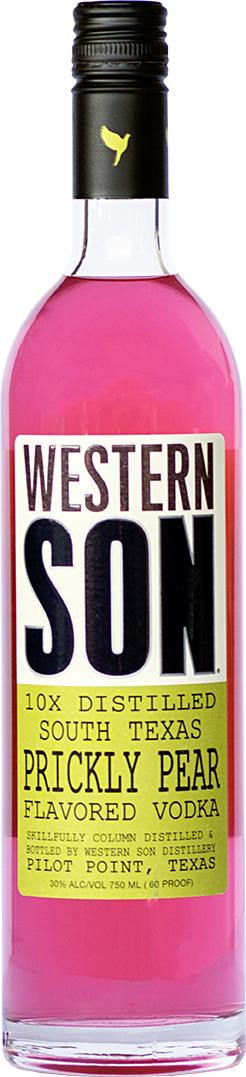 Western Son Prickly Pear