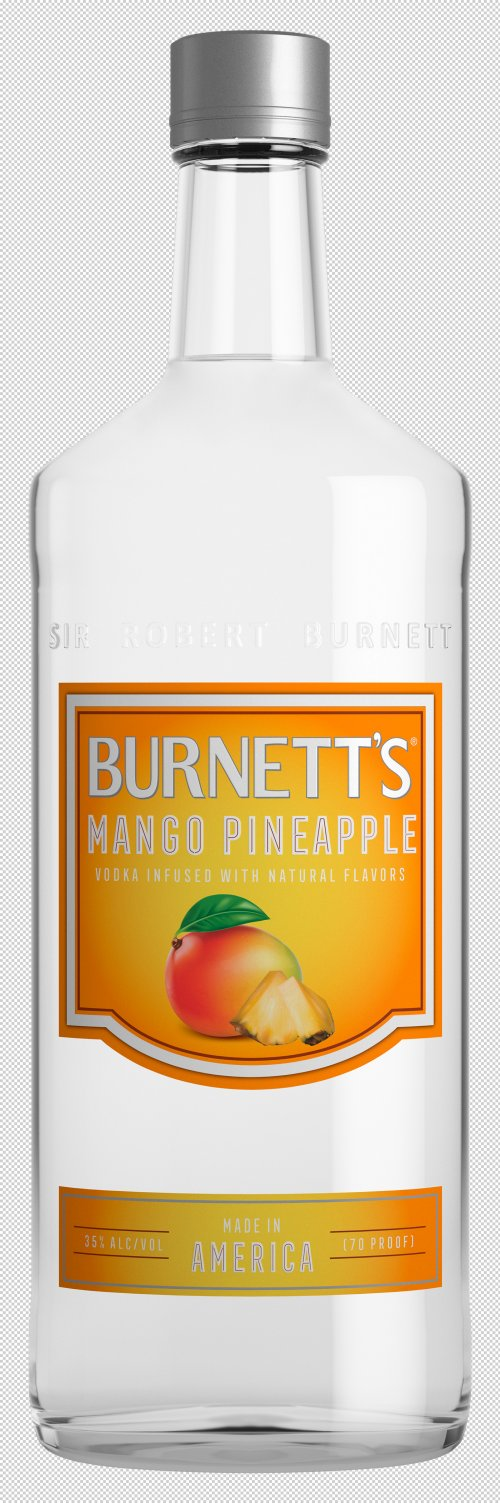 Burnetts Mango Pineapple