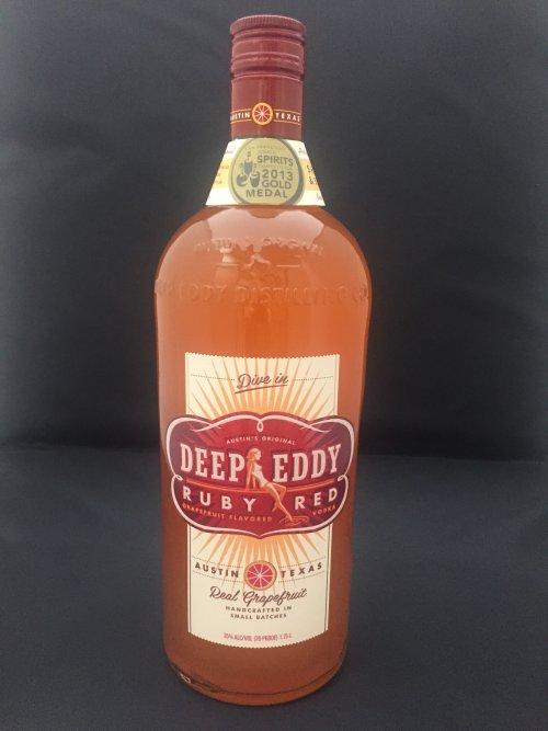 Deep Eddy Ruby Red Grapefruit