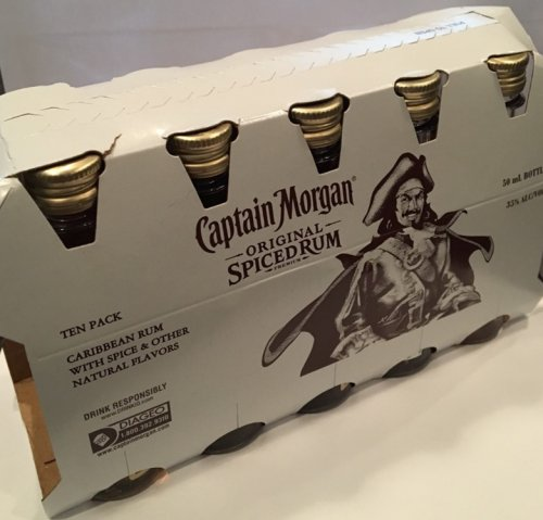 Captain Morgan Original Spiced Mini