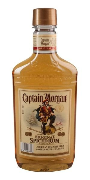 Captain Morgan Original Spiced PET