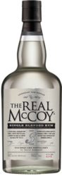 The Real McCoy Single Blended Rum Aged 3 Years