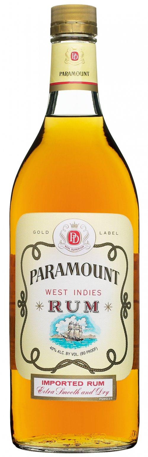 Paramount Gold Rum