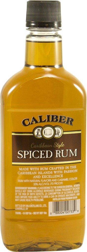 Caliber Spiced Rum