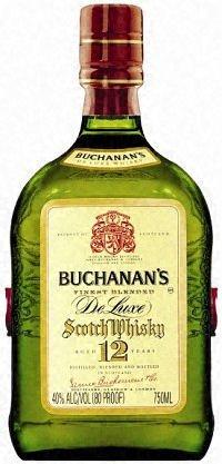 Buchanan Deluxe 12YR