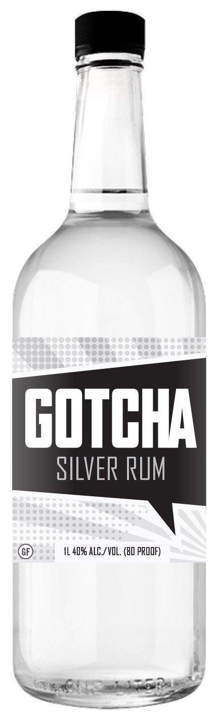 Gotcha Silver Rum 1L