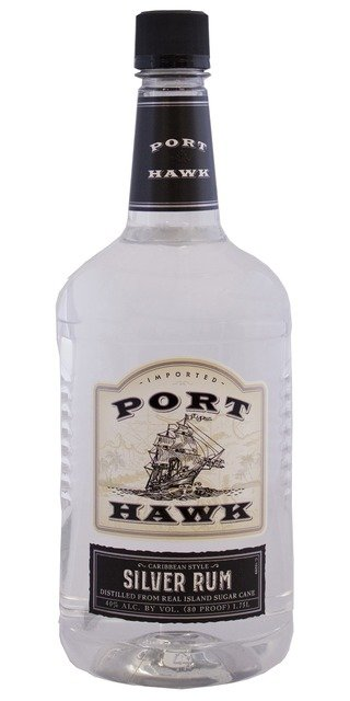 Port Hawk Silver Rum
