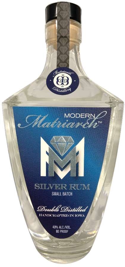 Modern Matriarch Silver Rum