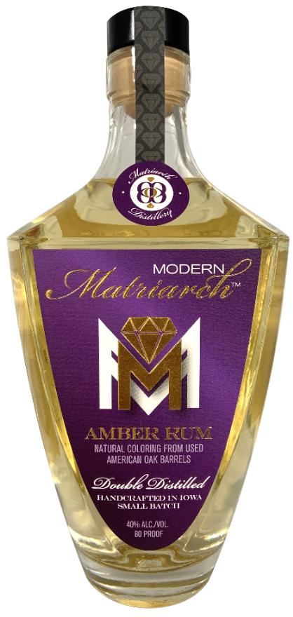 Modern Matriarch Amber Rum