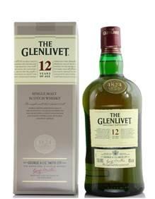 Glenlivet 12YR