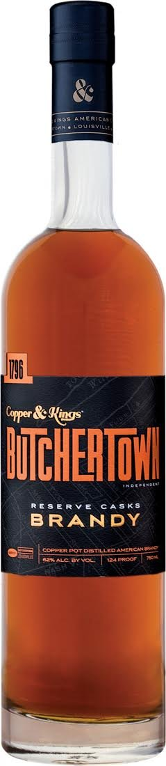 Copper & Kings Butchertown Reserve Casks Brandy