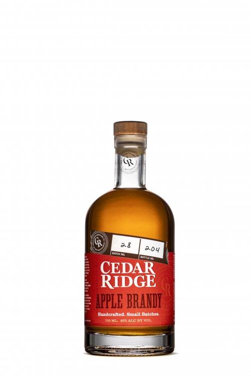 Cedar Ridge Apple Brandy