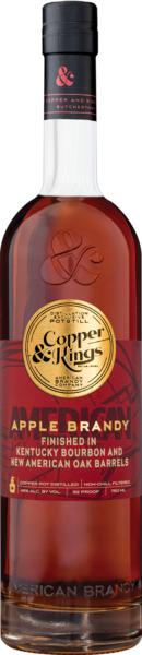 Copper & Kings American Apple Brandy