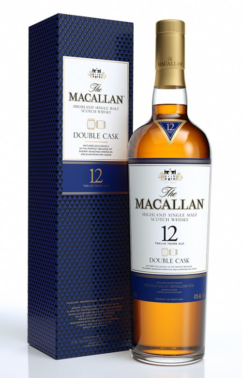 The Macallan Double Cask 12YR