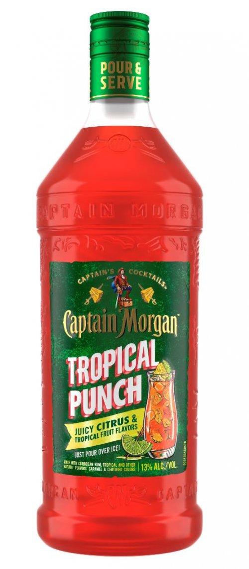 Captain Morgan Tropical Punch RTD