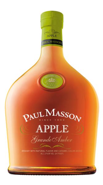 Paul Masson Apple Grande Amber Brandy