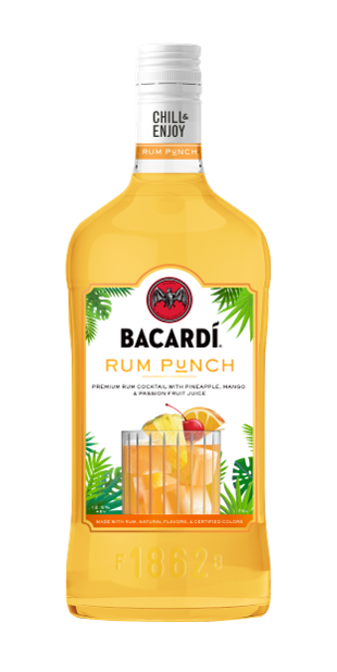 Bacardi Rum Punch RTS