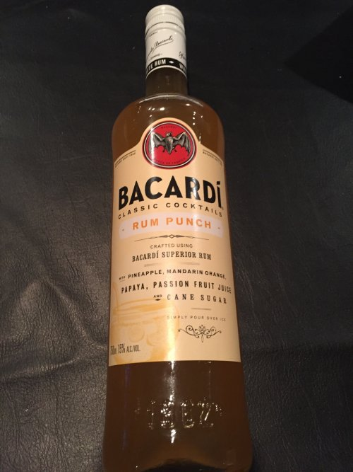 Bacardi classic cocktail rum punch iowa abd for Cocktail usa