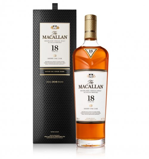Macallan 18YR
