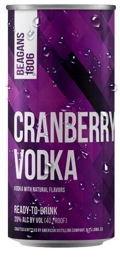 Beagans Cranberry Vodka