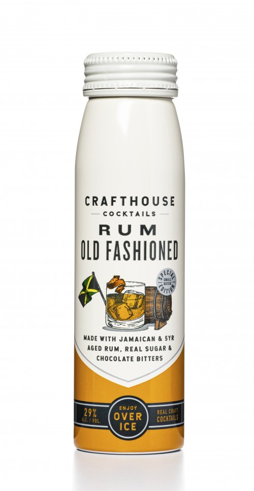 Crafthouse Cocktails Rum Old Fashioned