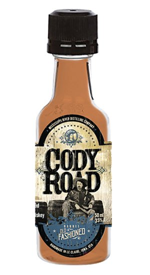 Cody Road Barrel Old Fashioned Mini