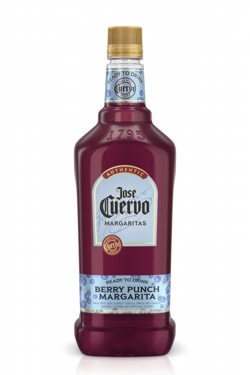 Jose Cuervo Authentic Berry Punch Margarita