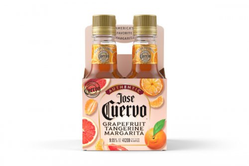 Jose Cuervo Grapefruit Tangerine