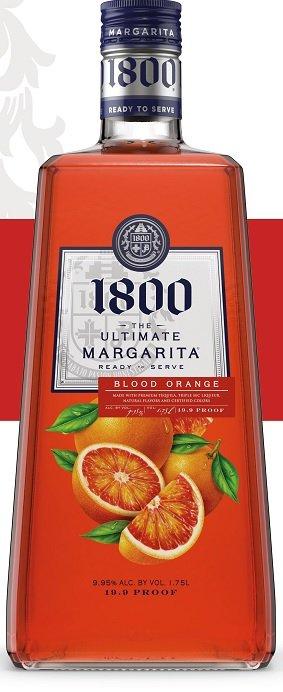 1800 Ultimate Blood Orange Margarita