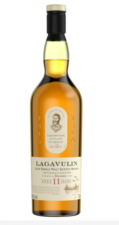 Lagavulin Offerman Edition Finished in Guinness Casks