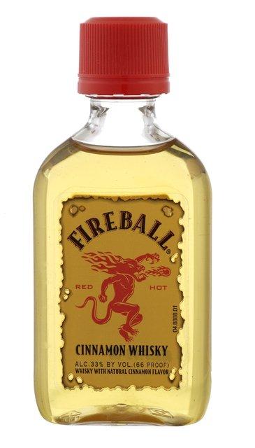 Fireball Cinnamon Whiskey Mini Dispenser