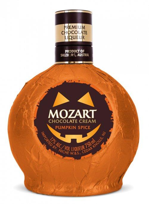 Mozart Chocolate Cream Pumpkin Spice Liqueur