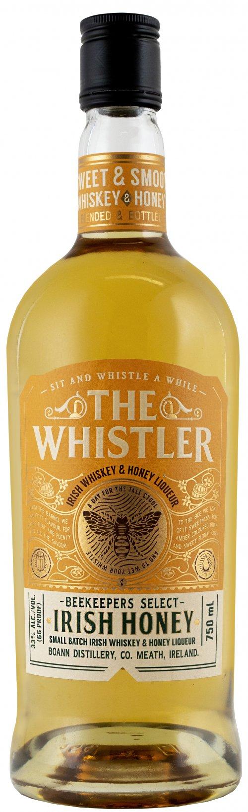 Whistler Honey Irish Whiskey