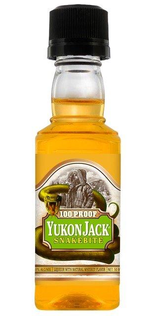 Yukon Jack Snakebite Mini