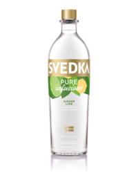 SVEDKA Pure Infusions Ginger Lime Vodka