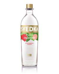 Svedka Pure Infusions Strawberry Guava Vodka