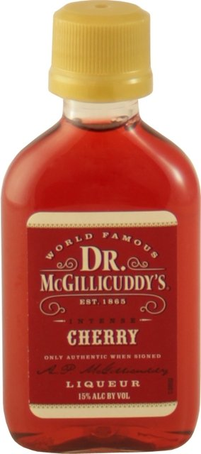 Dr McGillicuddys Cherry Mini