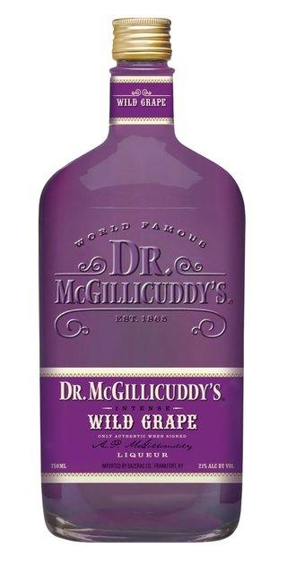 Dr McGillicuddys Wild Grape