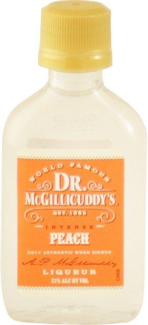 Dr McGillicuddys Peach Mini