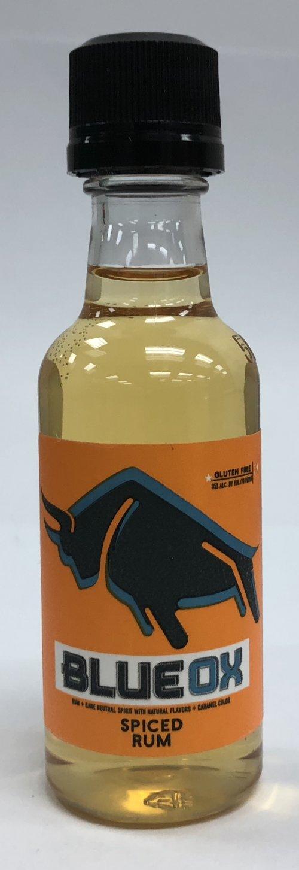 Blue Ox Spiced Rum Mini