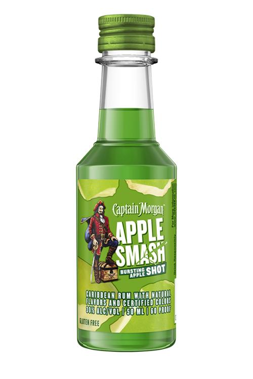 Captain Morgan Apple Smash Mini Iowa Abd