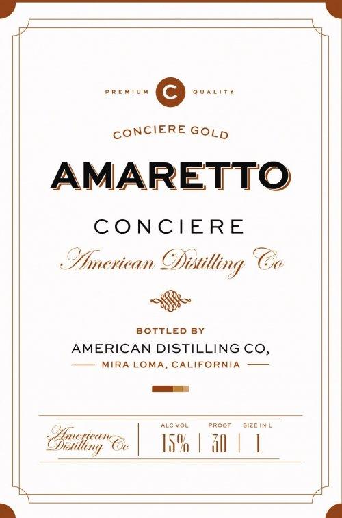 Conciere Amaretto