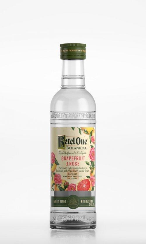Ketel One Botanical Grapefruit & Rose Mini