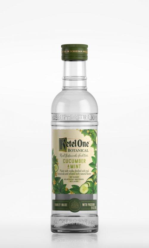 Ketel One Botanical Cucumber & Mint Mini