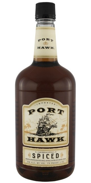 Port Hawk Spiced Rum