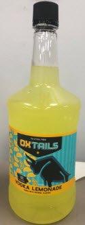 Oxtails Vodka Lemonade