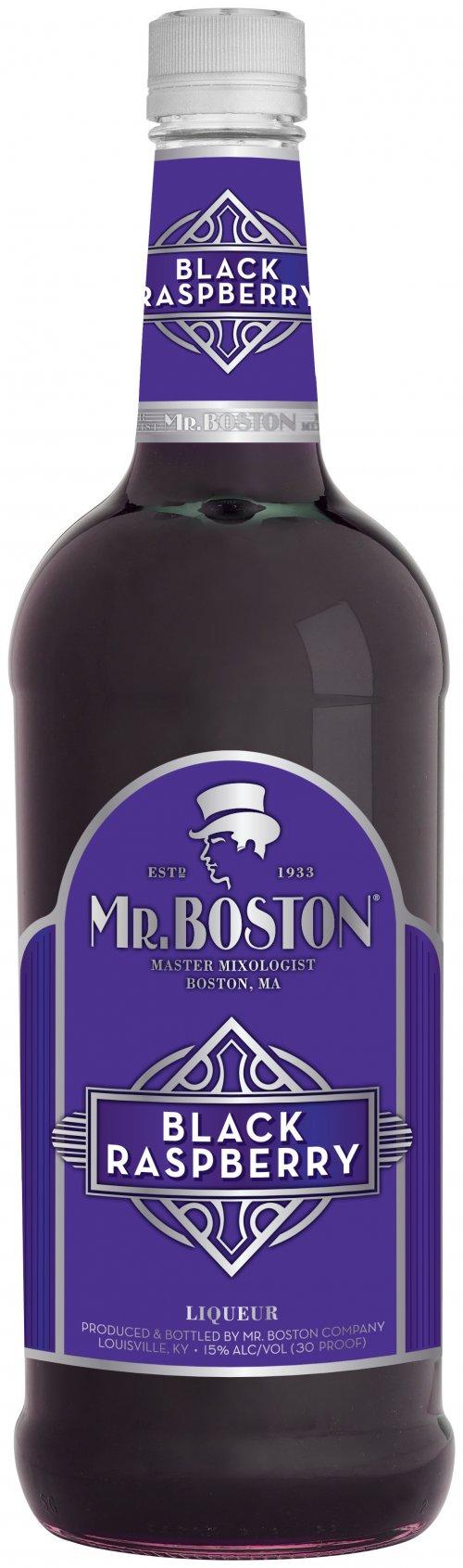 Mr. Boston Black Raspberry Schnapps