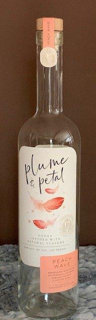 Plume & Petal Peach Wave