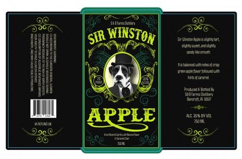 Sir Winston Apple
